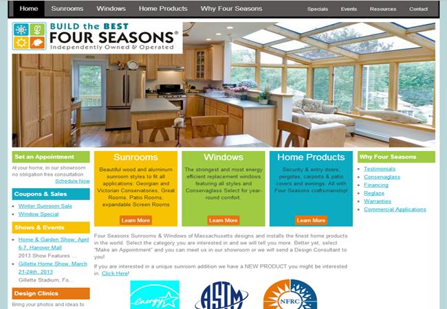 Portfolio Full Service Web Design